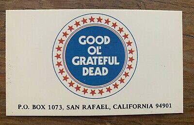 GOOD OL BRAND NEW PILLOW CASE GRATEFUL DEAD BEDDING SKULL LOGO 0045