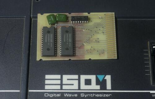 Ensoniq ESQ-1 Sequencer Expander Cartridge