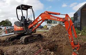 2.5 Tonne Mini Excavator for Dry Hire Campbellfield Hume Area Preview