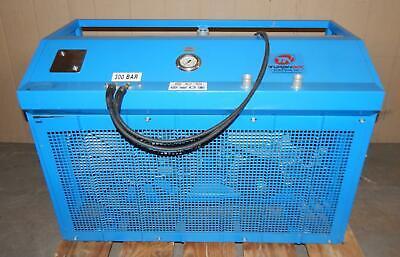 Turanair Systems Kompec Air Compressor Dive Scuba Paintball -new 3258