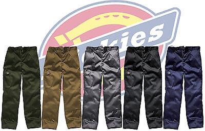 "Dickies WD884 Redhawk Super azione Cargo Work Wear Pantaloni Cachi Girovita 30/"" 42/"""