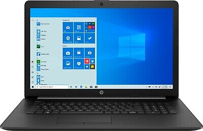 "HP 17-BY3613DX 17.3"" HD+ LAPTOP INTEL I5 8GB 256GB SSD, BRAND NEW, BEST OFFER!"