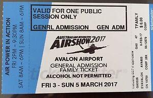 Avalon Air Show Family Pass $100 Croydon Maroondah Area Preview
