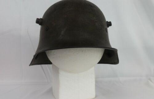 WWI Original German M16 Military Helmet with Inner Liner!.
