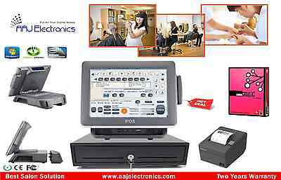 Salon All-in-one Point Of Sale Complete System Salon Maid Pos Software