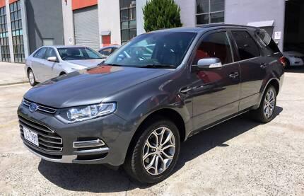 2013 Ford Territory SZ Titanium 7 Seat Wagon w/ Leather Interior Tullamarine Hume Area Preview