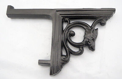 Hook Rail Holder Butcher's Shop Sausage Wall Bracket Metal Butcher gusswinkel