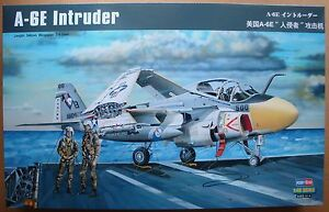 HOBBYBOSS® US Navy A-6E Intruder NEUHEIT!! 1:48  TOP!!