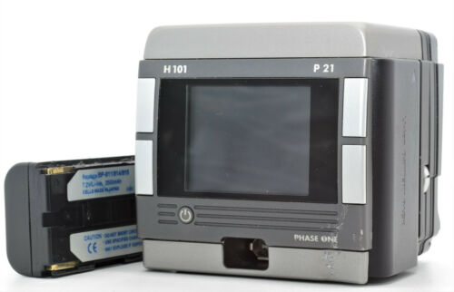 【EXC++++】 Phase One P21 H101 Digital Back Hasselblad H Japan send #224