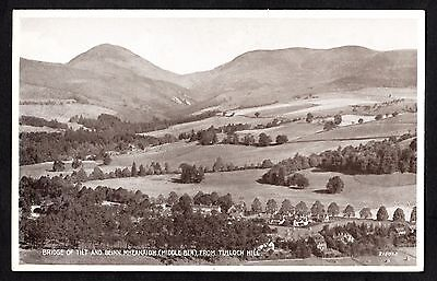 C. 1930s View of the Bridge of Tilt and Beinn Mheanaidh from Tulloch Hill