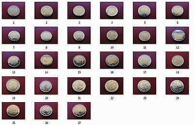 2 Euro Gedenkmünze 2013 - Alle Länder verfügbar