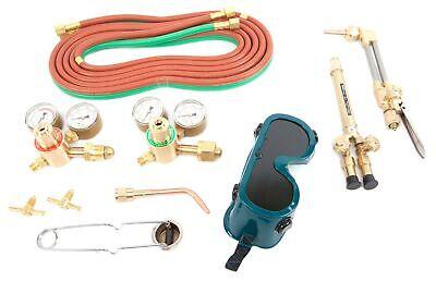 Forney 1680 Torch Kit Light To Medium Duty Victor Type Oxygen Acetylene