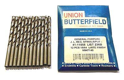 Union Butterfield 15/64