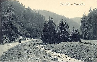 Oberhof, Silbergraben, 1908