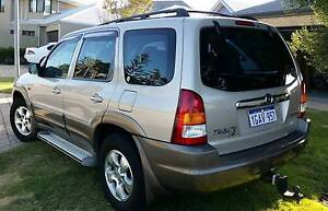 2004 Mazda Tribute Wagon Quinns Rocks Wanneroo Area Preview