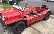 Mini moke 1972 model Mornington Mornington Peninsula Preview