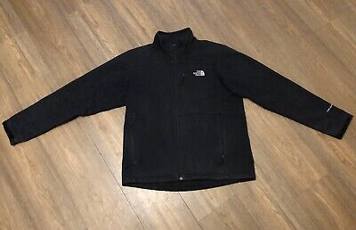 The North Face TNF Apex Soft Shell Jacket / Coat (Men's / Size: Large) Black