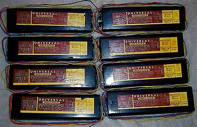 Lot Of 8 Universal Ballasts 620-lh-tc 24 30 36 42 48 Compatible To 631-lh-tc-p 9