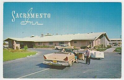 CALIFORNIA SACRAMENTO INN 1401 ARDEN WAY 1957 LINCOLN PREMIER (Arden California)