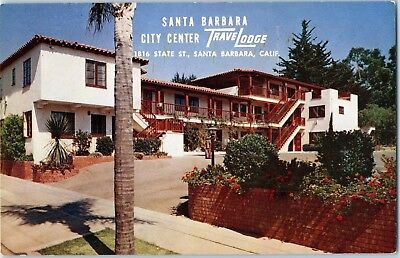 Santa Barbara City Center Travel Lodge, 1816 State St., California (State St Santa Barbara)