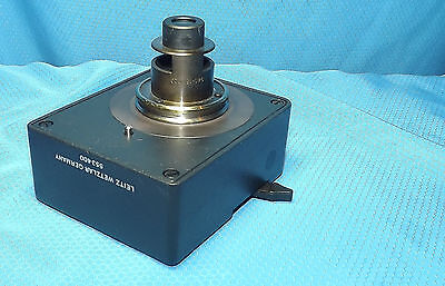 Leitz Microscope Pol P Polarizing Polarizer Bertrand Part 553 400