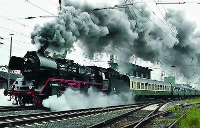 Blechschild 20 x 30 cm, Eisenbahn, Nostalie