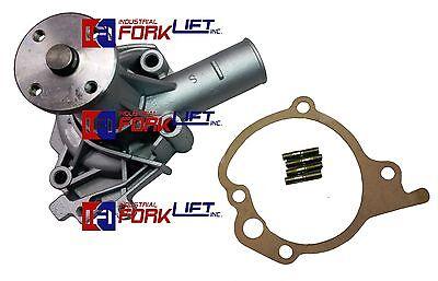 Catmitclark Forklift 4g33 Engine Water Pump Wgasketnewpartcl3768063