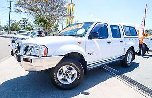 Nissan D22 4X4 STR Navara $13777 TURBO DIESEL $0 DEPOSIT FINANCE Woodridge Logan Area Preview