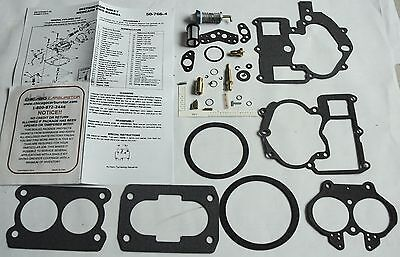 4 CYINDER MERCURY MARINE MERCRUISER CARB KIT 3302-804844002 2.5 3.0 3.7L MERCARB