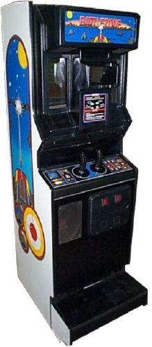 BATTLEZONE ARCADE MACHINE by ATARI 1980 (Excellent Condition) *RARE*