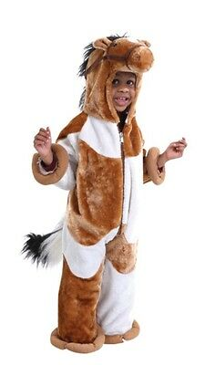 Horse Halloween Costume Size 18-24 Months Brand New In - Horses In Halloween Costumes