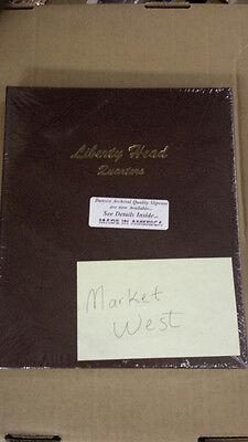 Dansco Number 7130 Liberty Head Quarters 1892 to 1916 Coin Album
