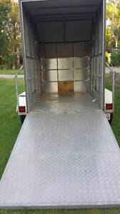 TRAILER HIRE FULLY ENCLOSED 9x5ft  from $70 per 24hrs Brisbane Region Preview