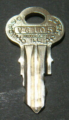 Original Victor VC105 Vending Machine Key for Locks & Lock Peanut Gum ball