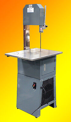 New Mtn 2in1 Commercial Electric Meat Bone Saw Slicer Wmeat Grinder 34hp 550w