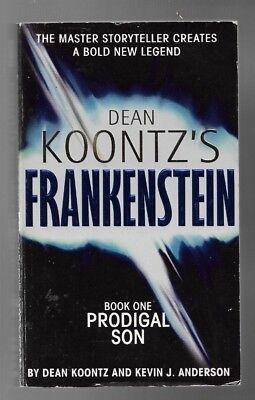 Frankenstein by Dean Koontz & Kevin J. Anderson, Paperback,