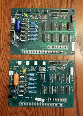 National 147 148 Snack Vending Machine Motor Interface Board Part 1471291