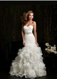 Allure Wedding Dress #8966