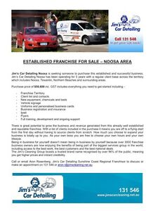 Established Car Detailing Franchise Kuluin Maroochydore Area Preview