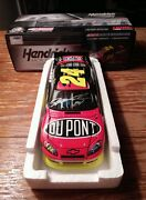 Jeff Gordon Autographed 1/24