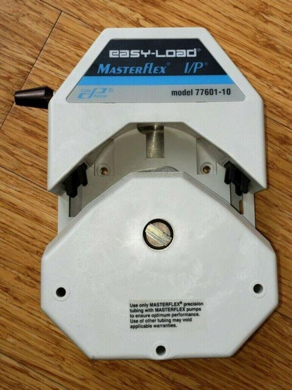 Cole Parmer Masterflex EZ load Model 77601-10 Peristaltic Cartridge Pump Head