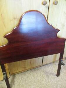 Wooden Antique Single Bed Windsor Hawkesbury Area Preview