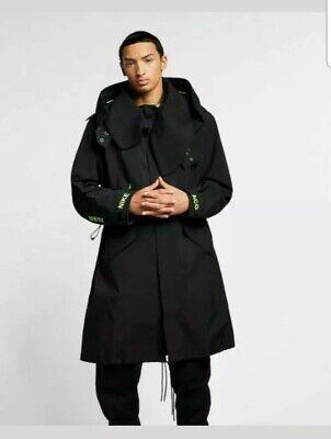 Men's Nike Lab ACG Gore-Tex Black Volt Jacket -Reg $650- # AQ3516-010 -Sz M -NEW