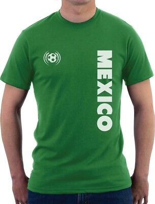 Mexico National Soccer Team Football Fans T-Shirt Gift - Soccer Team Gifts