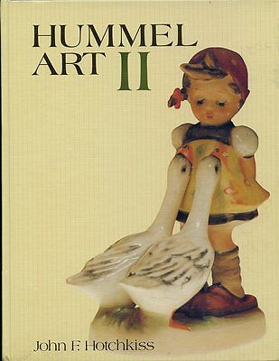 Hummel Art II, By Hotchkiss - HB Book, 1981 - Nice Condition / Illustrations - $19.95
