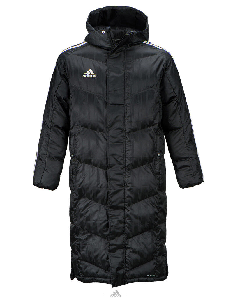 Adidas Shadow Long Padded Coat (BR2069) Winter Jacket Parka