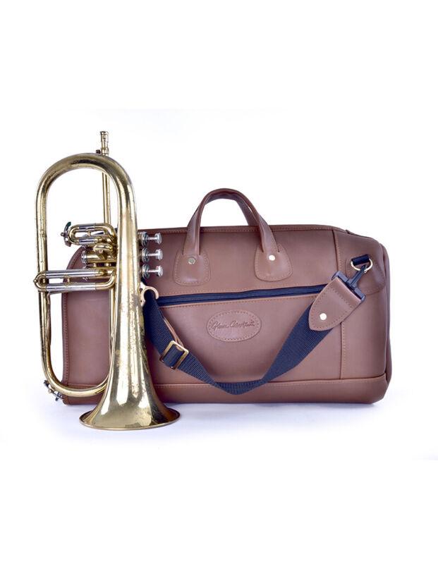 Glenn Cronkhite Custom Cases Flugelhorn Bag
