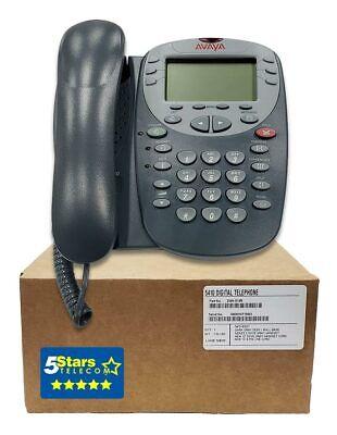 Avaya 5410 Digital Phone 700382005 700345291 Renewed 1 Year Warranty