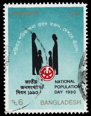 BANGLADESH 344 (SG344) - National Population Day Issue (pa67919)