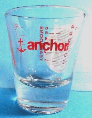 Anchor Shot Glass (New Anchor Hocking Bar Shot Glass )